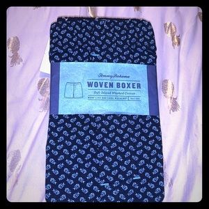 BRAND NEW TOMMY BAHAMA WOVEN BOXER MUST BUY